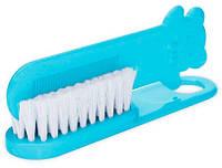 Щетка для волос мягкая синий, Canpol babies (2/424-6)