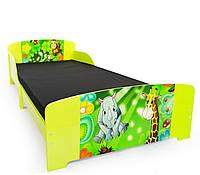 """Детская кровать """"Джунгли""""  90 х 200 см"""