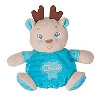 Мягкая игрушка Северный олень 15 см  Chicco Soft Cuddles (07495.20)