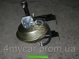 Усилитель тормозов вакуумный ГАЗ с клапаном управления (производство GAZ ), код запчасти: 3309-3550010