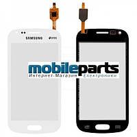 Оригинальный Сенсор (Тачскрин) для Samsung S7560 | S7562 (Белый)