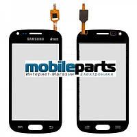Оригинальный Сенсор (Тачскрин) для Samsung S7560 | S7562 (Черный)