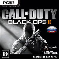 Диск Call of Duty Black Ops II PC-DVD (digi pack) (с033264)
