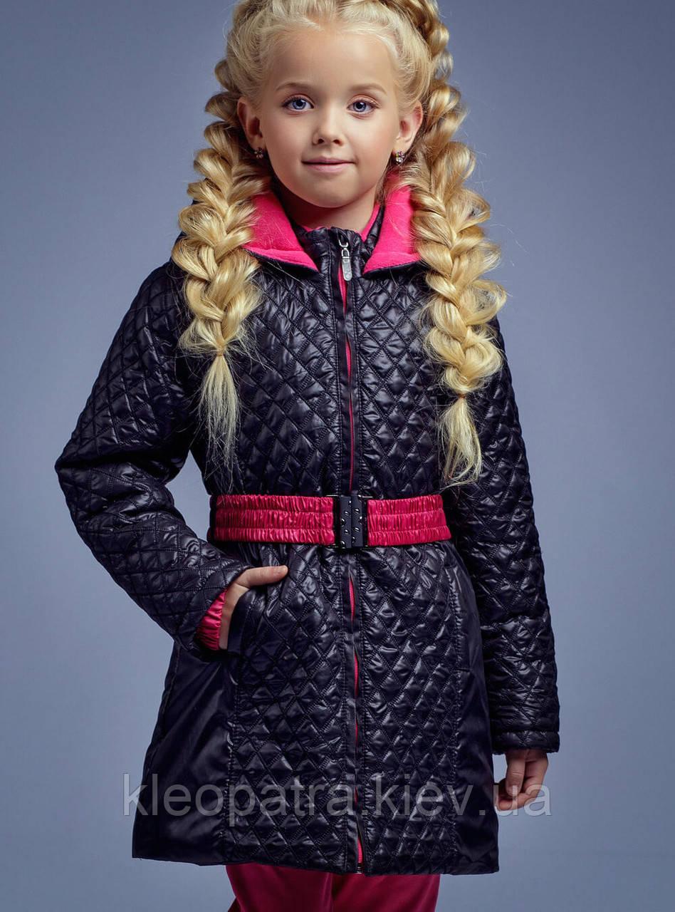 Куртка зимняя для девочки Малышка