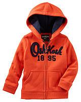 "Детская кофта c капюшоном "" Orange"" OshKosh"
