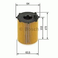 Фильтр маслянный BMW (производство Bosch ), код запчасти: F 026 407 072