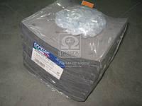 Накладка торм. (компл. на ось) 410х199,6 станд. iveco eurostar (производство EMMERRE SRL ), код запчасти: AS5010