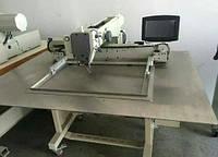 Швейная машина циклической строчки с программным управлением