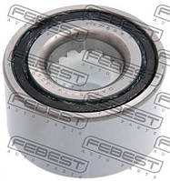 Подшипник ступицы передн (производство Febest ), код запчасти: DAC3577W3CS80