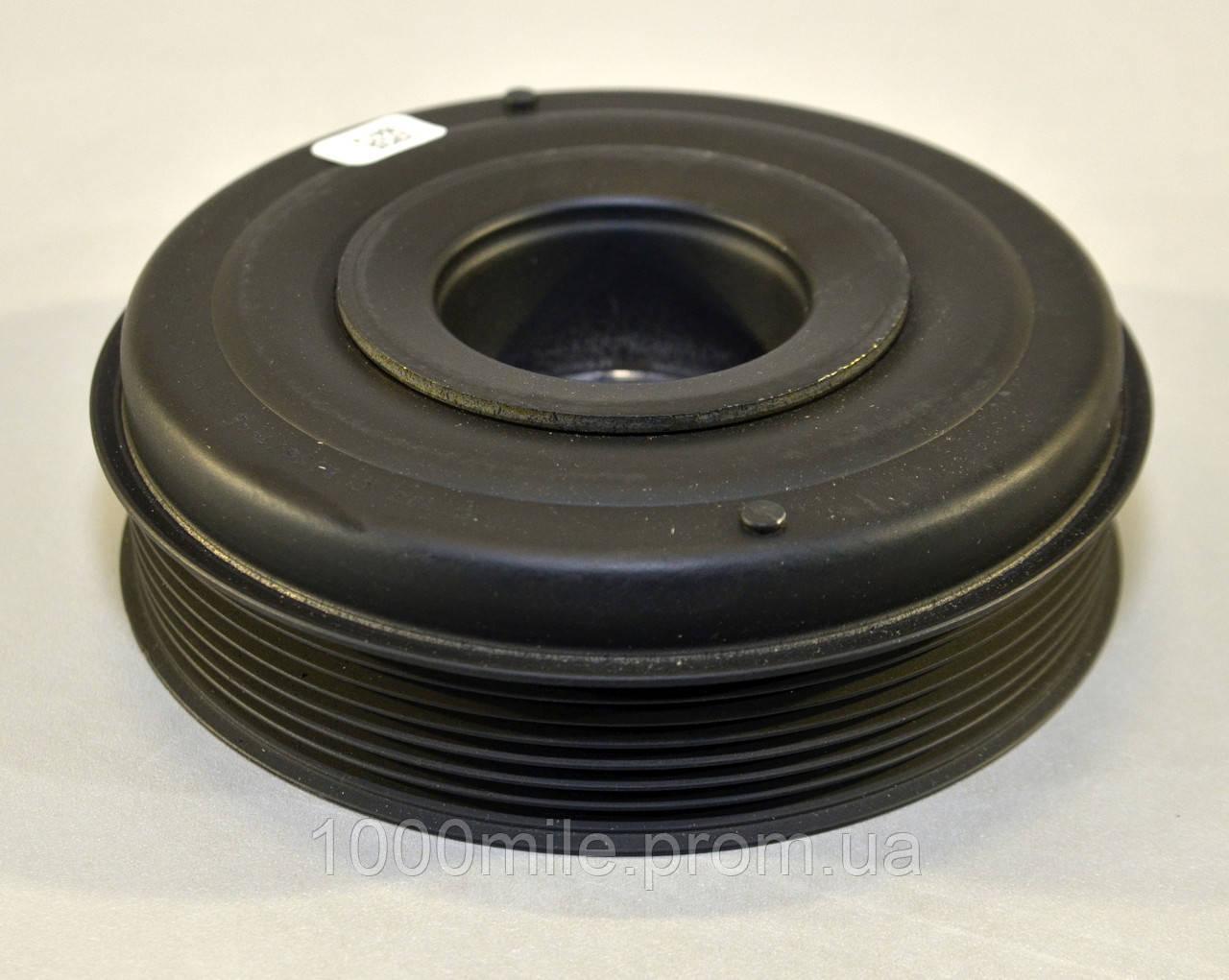 Ременной шкив коленчатого вала на Renault Master III 2010-> 2.3dCi  — Renault (Оригинал) - 8200805671