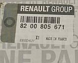 Ременной шкив коленчатого вала на Renault Master III 2010-> 2.3dCi  — Renault (Оригинал) - 8200805671, фото 5