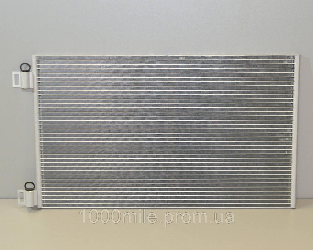 Радиатор кондиционера на Renault Kangoo II 08-> 1.5dCi+1.6+1.6 16V — Renault (Оригинал) - 8200455795