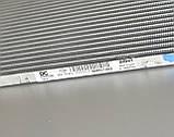 Радиатор кондиционера на Renault Kangoo II 08-> 1.5dCi+1.6+1.6 16V — Renault (Оригинал) - 8200455795, фото 2