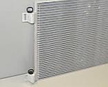 Радиатор кондиционера на Renault Kangoo II 08-> 1.5dCi+1.6+1.6 16V — Renault (Оригинал) - 8200455795, фото 3