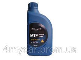 Масло трансмиссионное hyundai mtf 75w-85 prime gl 4, 1л (производство Hyundai-KIA ), код запчасти: 0430000140
