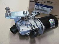Мотор стеклоочистителя (производство Hyundai-KIA ), код запчасти: 981102B000