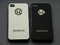 Чехлы для iPhone 4 4S Honda металлические, фото 1