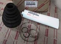 Пыльники полуоси, комплект (производство TOYOTA ), код запчасти: 0443842180