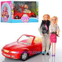Гламурный кабриолет Барби 66742