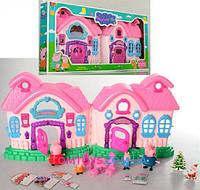 Игровой набор Домик Свинки Пеппы 666-003-1