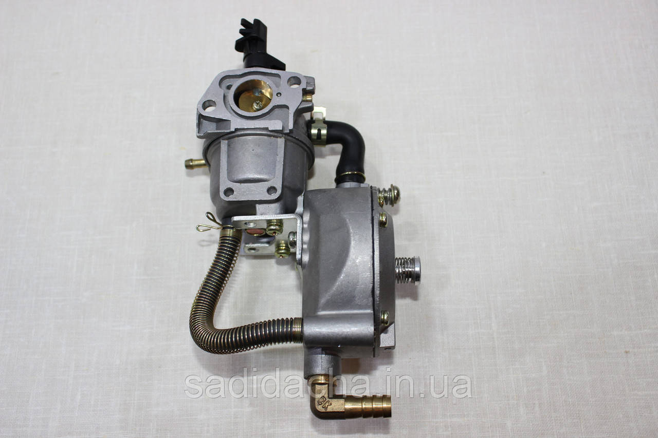 Карбюратор бензин-газ для двигателя 168 F