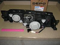 Фара правая Mitsubishi 626 88-92 (SDN / HB / COUPE) 88-96 (VAN) (производство Depo ), код запчасти: 216-1115R-LD-E