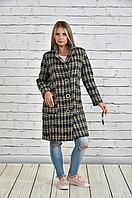 Стильное женское пальто большого размера ( р 42-74 ), фото 1