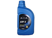 Масло трансмиссионное для акпп hyundai atf dexron iii, 1л (производство Hyundai-KIA ), код запчасти: 0450000121