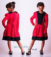 Детское платье Пуговка