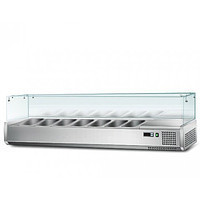 Витрина холодильная GGM AGS164