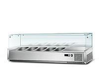 Витрина холодильная GGM AGS154