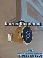 Золотой электроТЭН с таймером до 5 часов (Польша) DRY MS gold + Маскировка эл.кабеля. Мощность до 1000Вт.