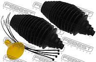 Пыльник рулевой рейки универсальный (к-кт 2шт.) (производство Febest ), код запчасти: FERKB001