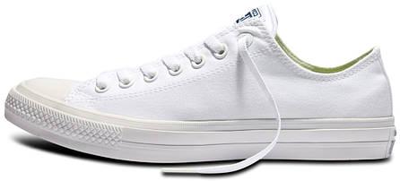 Женские кеды Converse Chuck Taylor All Stars II Low White 563464C Оригинал, Конверс Ол Стар, фото 2