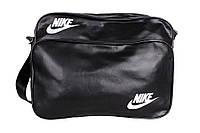 Сумка спортивная Nike черного цвета