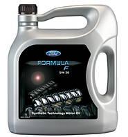 Мастило моторне синтетичне FORMULA-F 5W-30 5 л (производство FORD ), код запчасти: 155D3A
