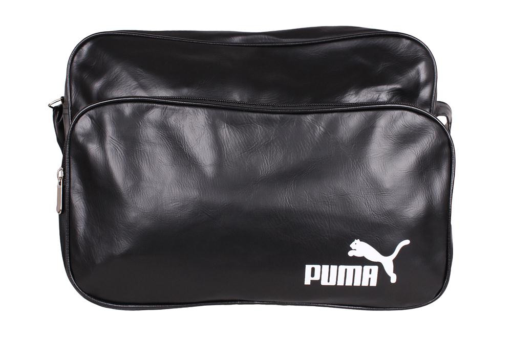 Спортивная сумка из искусственной кожи sport30240726 черная