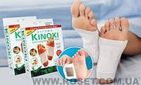 Пластырь лечебный Kinoki 10 штук