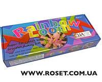 Для плетения набор  Rainbow Loom 600+