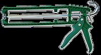 Пистолет для герметика скелетный пластмассовый FAVORIT, фото 1