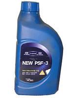 Жидкость гур hyundai psf-3 80w, 1л (производство Hyundai-KIA ), код запчасти: 0310000100