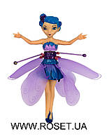Игрушка flying fairy (летающая фея) с подсветкой парящая в воздухе