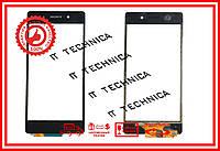 Тачскрин SONY Xperia Z2 4G L50T Черный