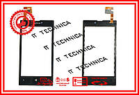 Тачскрин NOKIA Lumia N520 Черный