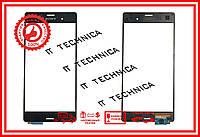 Тачскрин SONY Xperia Z3 D6603 Черный