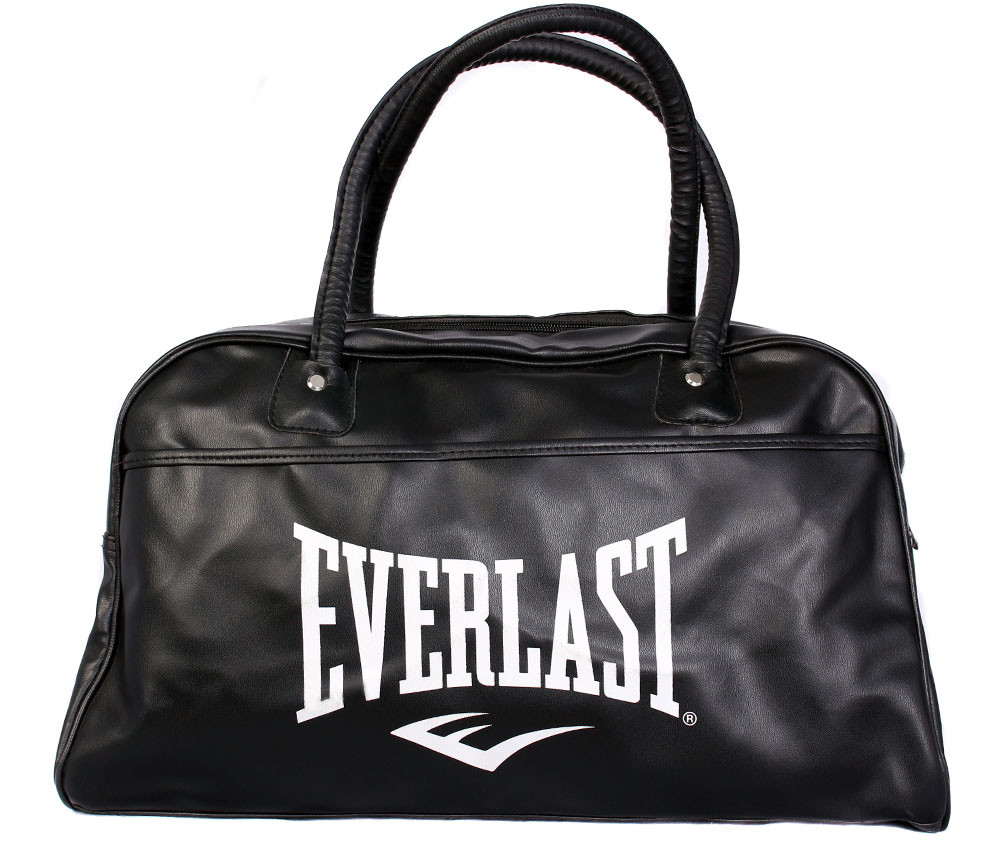 Спортивная сумка из искусственной кожи sport30307 черная