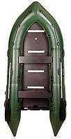 Килевая моторная надувная лодка Барк BN-310S