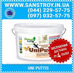 Шпаклевка акриловая высококачественная UNI PUTTIS 1,6 кг
