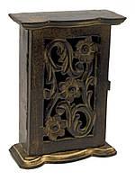 Ключница деревянная настенная