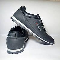 Кроссовки-туфли  мужские кожа р 40-45